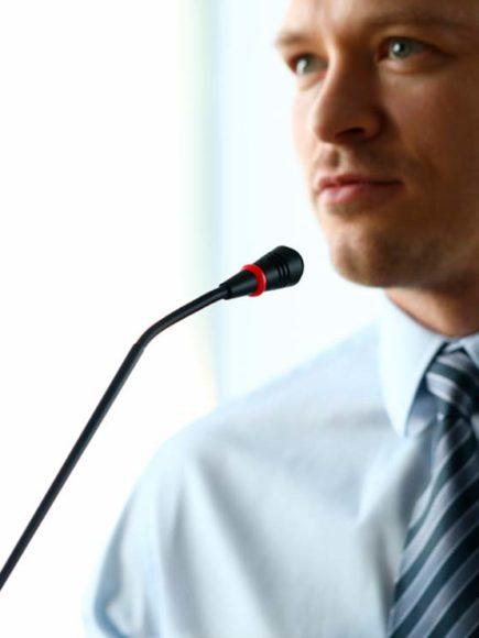 Certificación Experto en Oratoria y Técnicas para Hablar en Público
