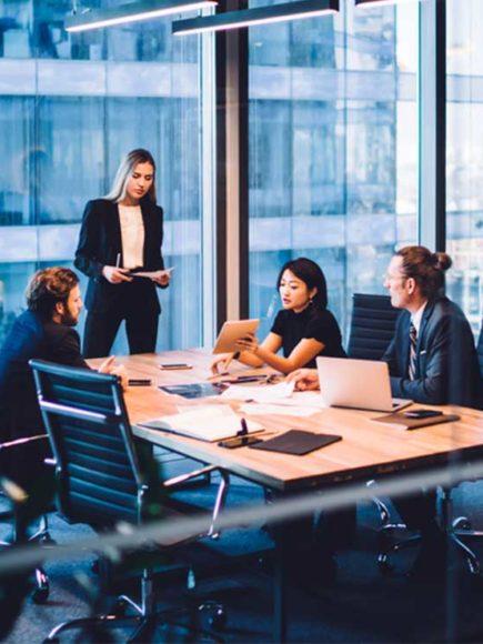 Máster en Protocolo y Comunicación Empresarial e Institucional